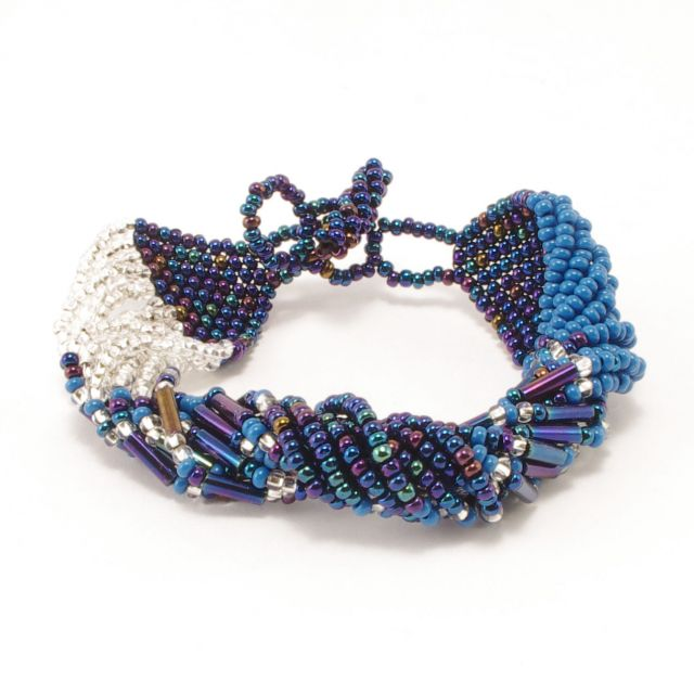 Fair Trade Guatemalan Handmade Beaded Bracelet