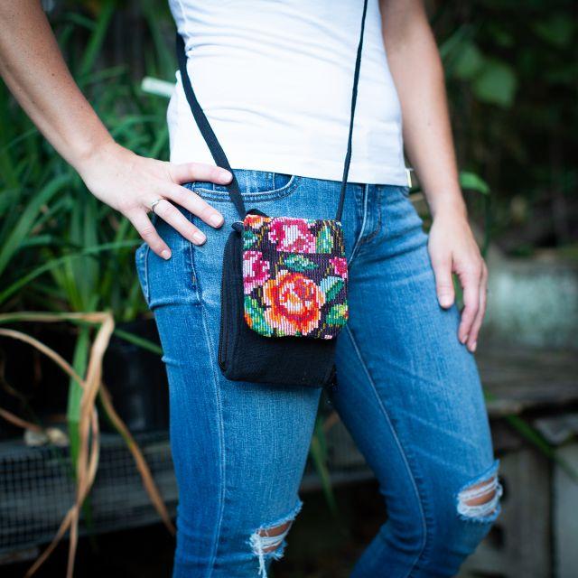 Fair Trade Necessity Crossbody Bag