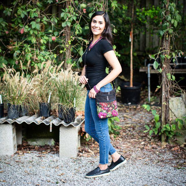Fair Trade Chichi Pocket Purse Ethical Handbag
