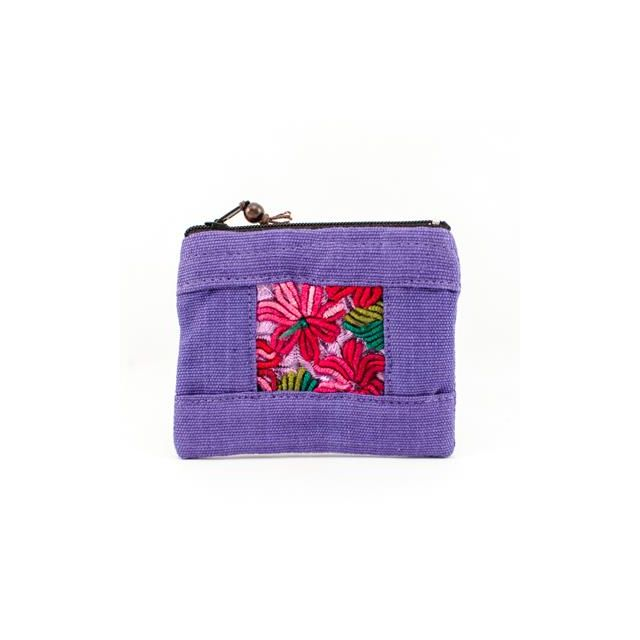 Small patch coin bag