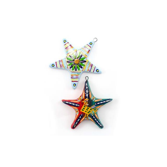 A-201 Star Ornament