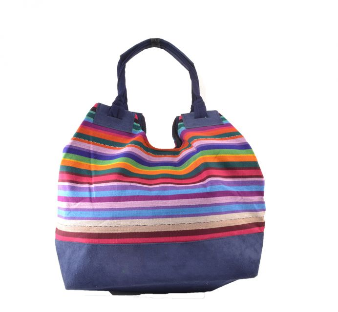 Fair Trade Handmade Guatemalan El Mar Purse