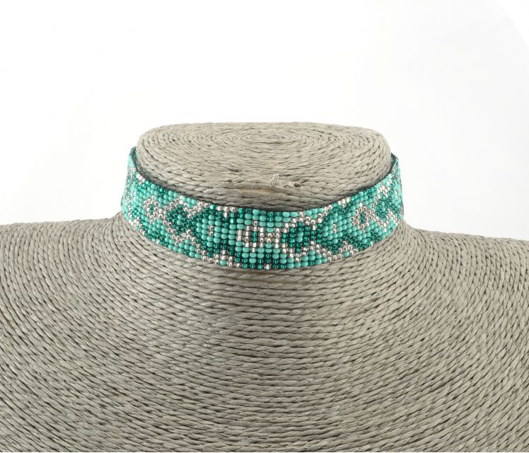 Handmade Fair Trade Guatemalan Friendship Choker Jewelry