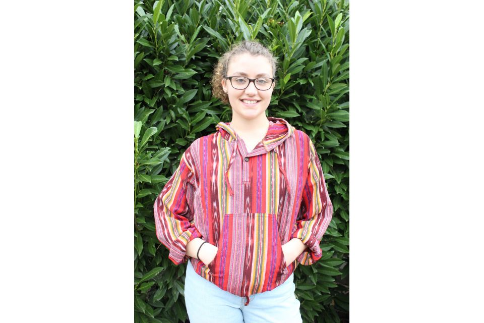 guatemalan baja hoodie pullover fair trade handmade ikat cotton