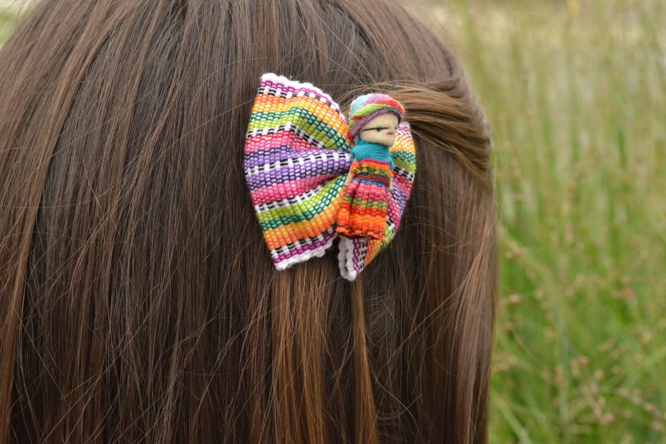 Worry Doll Barettes Kids Accessories