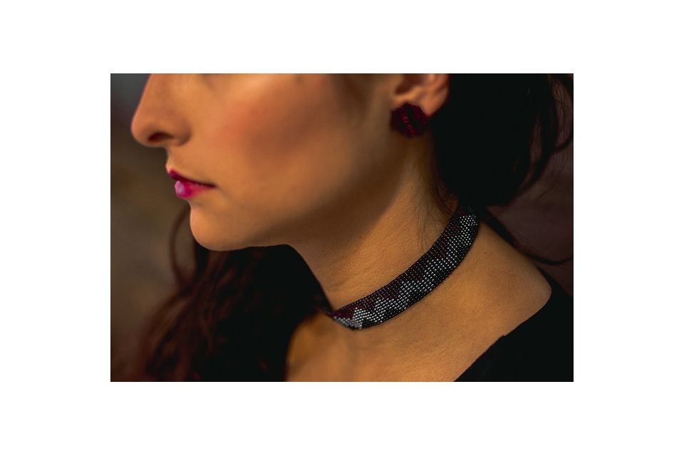 Lucia's Imports Handmade Fair Trade Guatemalan Friendship Choker Jewelry