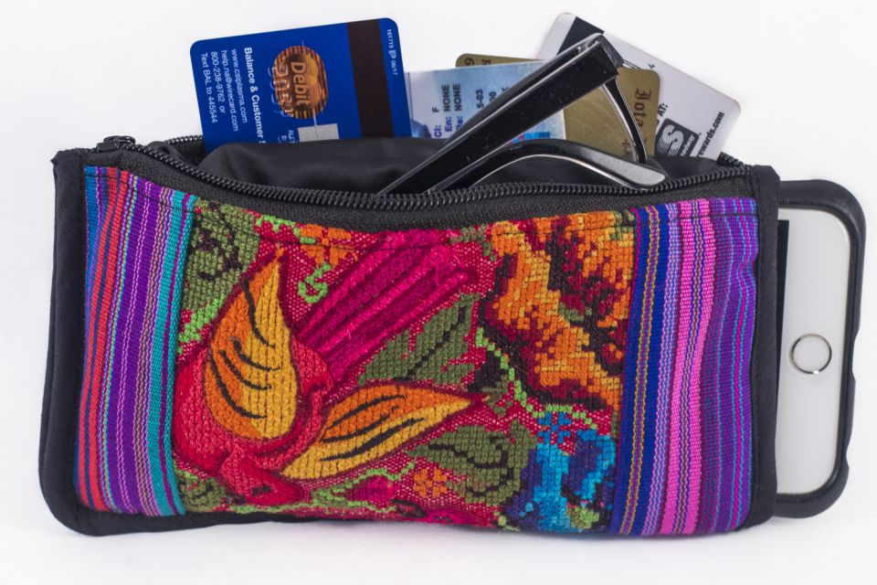 Fair Trade Handmade Guatemalan Chichi Eyeglass Case