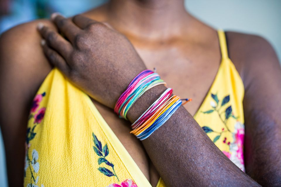 Fair Trade String braclets made in Guatemala